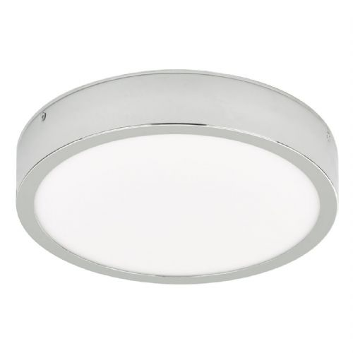 Flush Polished Chrome light with Bluetooth Speaker LED IP44 (double insulated) BXWAR5250-17